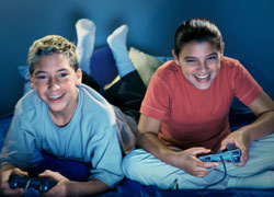 Video Games Are Vision Therapy?